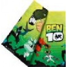 BEN10  TOALHA PLASTICO
