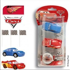 KIT DECORATIVO CARS