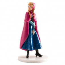 ANNA  DO TEMA FROZEN  PVC 7,5CM