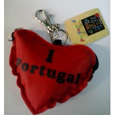 SACO DESDOBRAVEL  I LOVE PORTUGAL