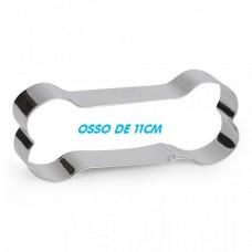 CORTANTE  EM INOX  OSSO 11CM