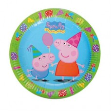 PEPA PIG PRATOS PACK 8