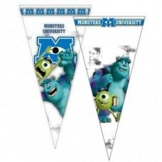 MONSTERS UNIVERSITY BOLSA CONO PACK 10