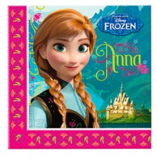 GUARDANAPOS FROZEN PACK DE 20
