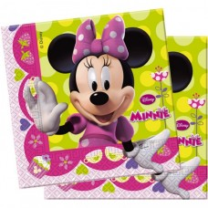 GUARDANAPOS MINNIE BOWTIQUE PACK 20