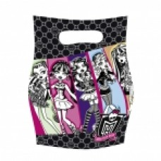 MONSTER HIGH SACO PARA SURPRESAS PACK 6