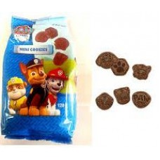 MINI COOKIES PAW PATROL 120g