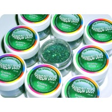 GRAPHITE GREEN RAINBOW DUST 5g