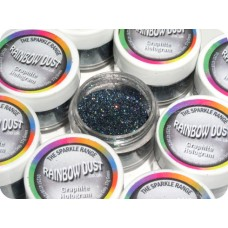 GRAPHITE HOLOGRAM RAINBOW DUST 5g